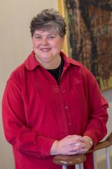 Carol Hauser, director of human resources