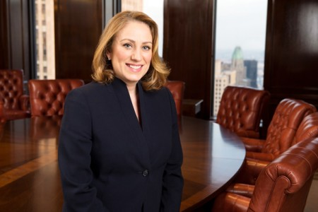 Lucy Fato, executive vice president and general counsel of McGraw Hill Financial