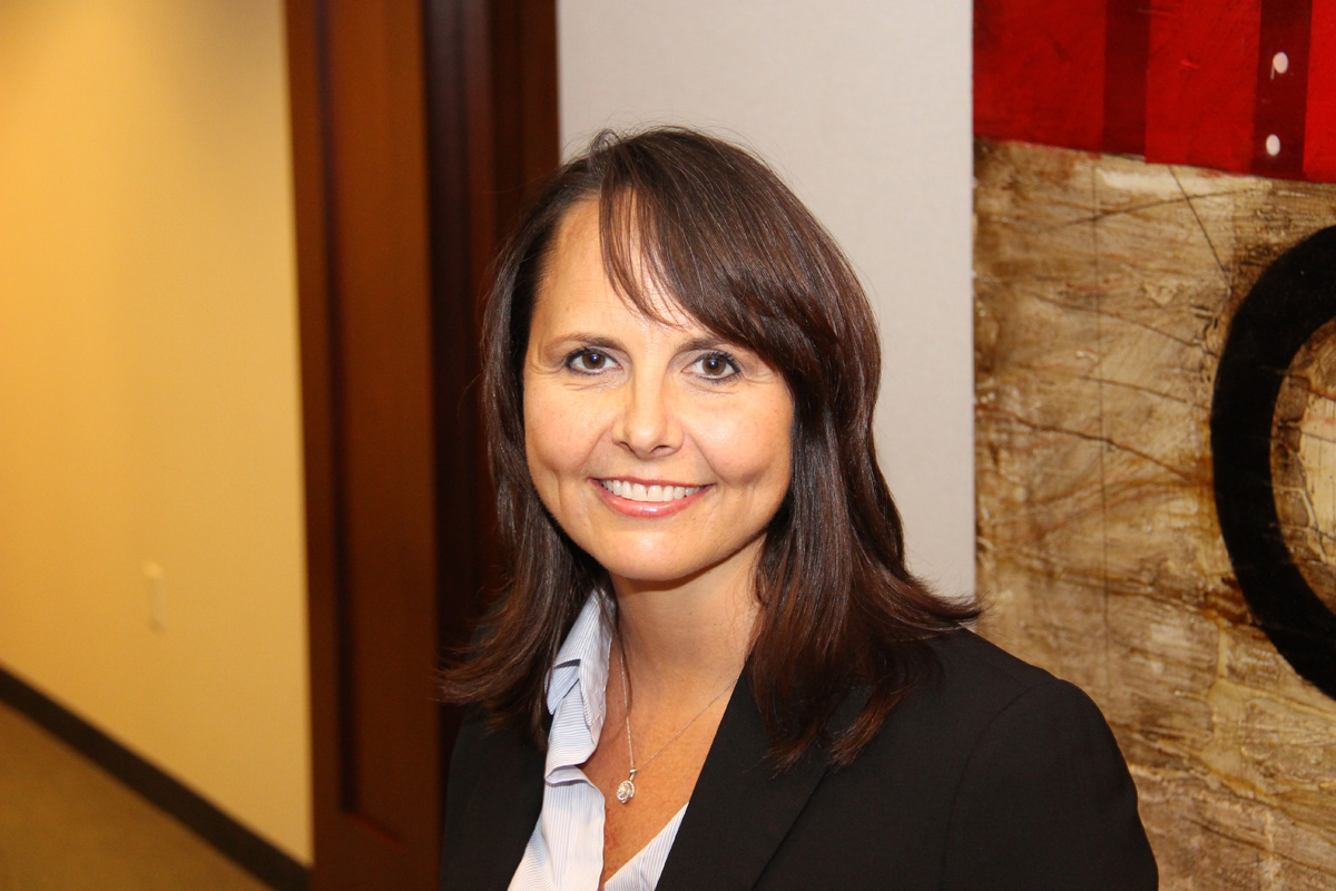 Kimberly Frye, vice president and general counsel of Key Energy.
