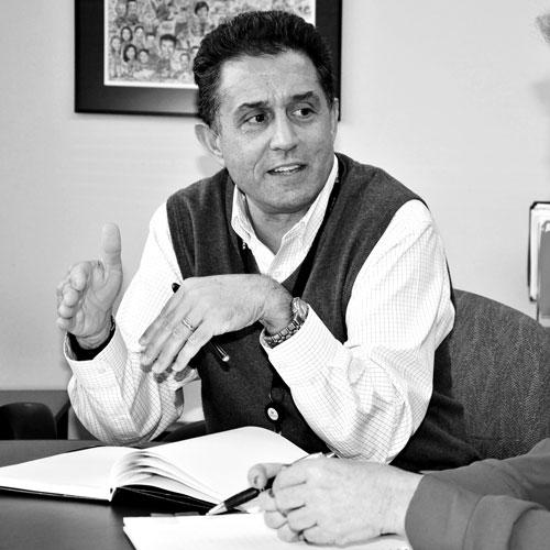 David Almeda, Kronos