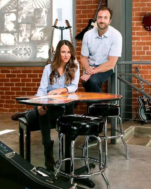Jessica Natali and Dan Palumbo, Live Nation