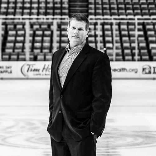 Robert Carr, Olympia Entertainment and Detroit Red Wings