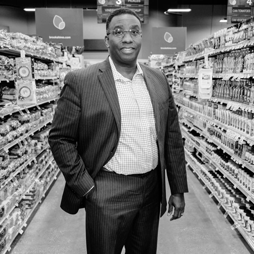 Terrence Dixon, Brookshire Grocery Company