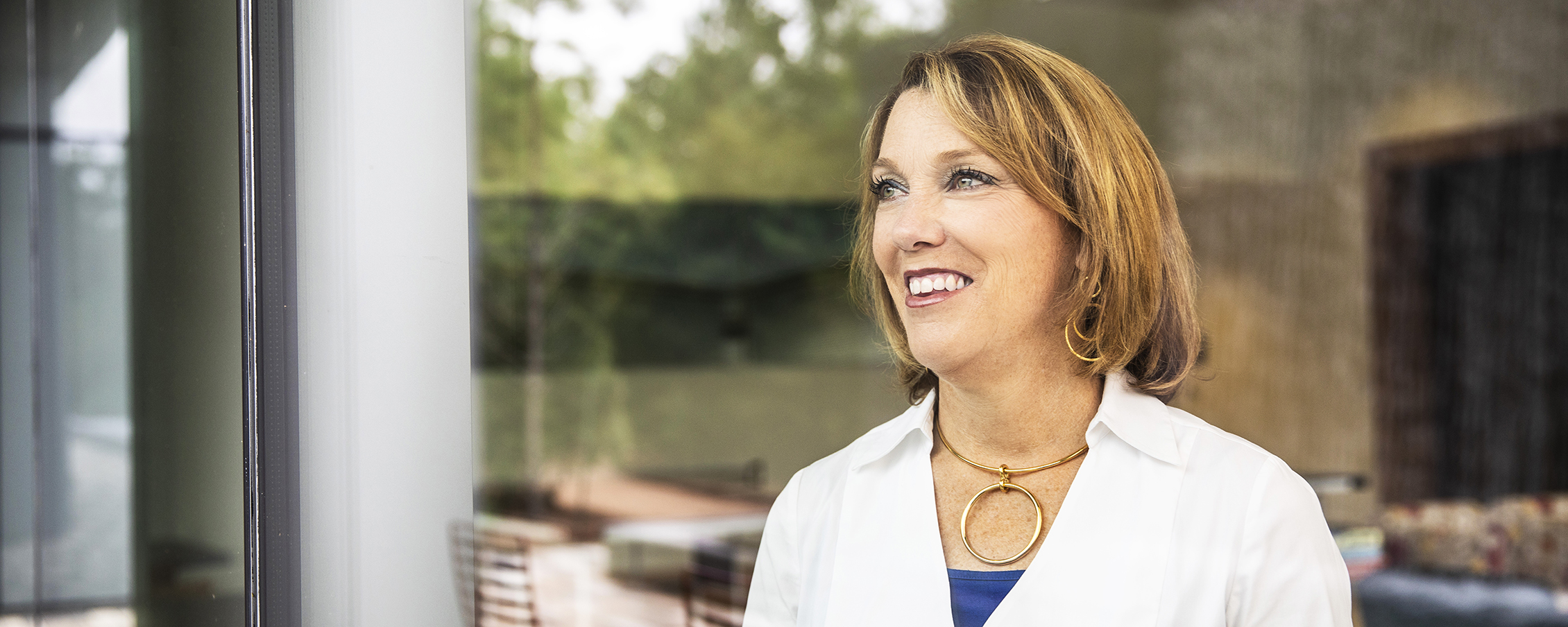 Jenny McCauley Knows She's Meant To Be at Southwestern Energy