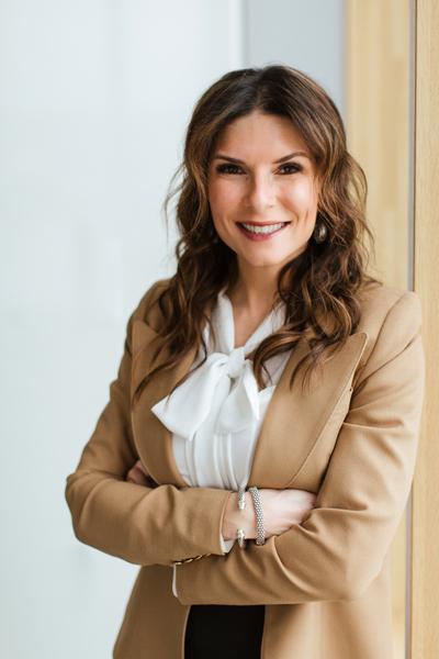 Masha Trainor portrait