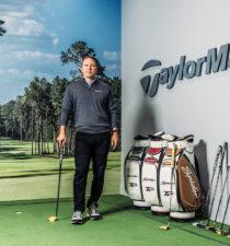 John Gonsalves TaylorMade Golf