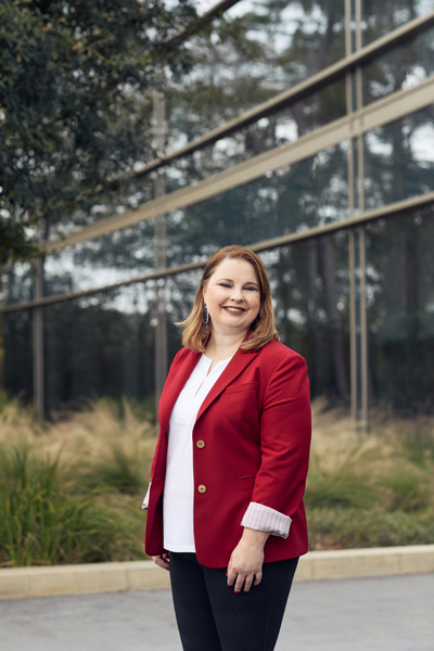 Charlotte Pomasl Newpark Resources