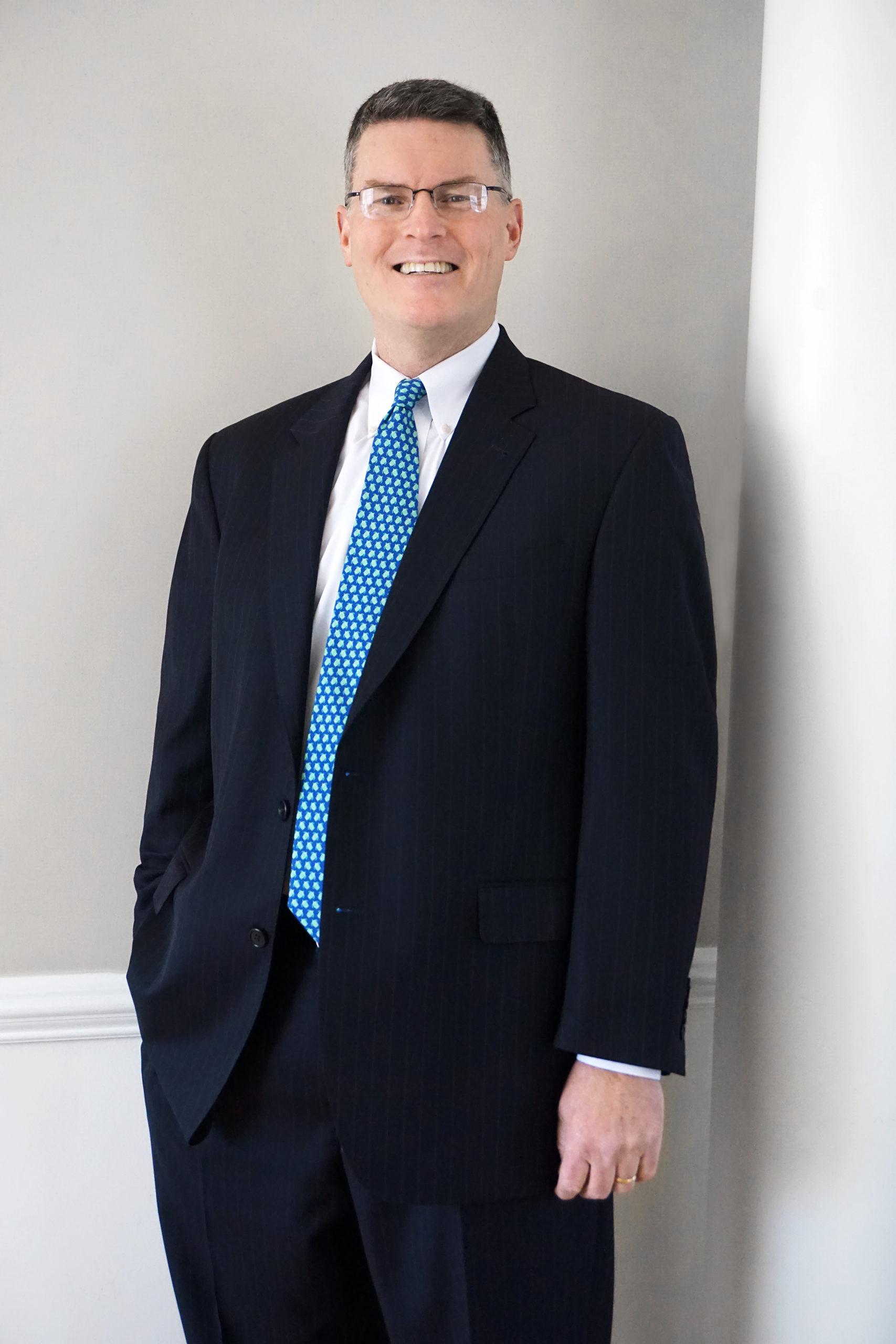 Brendan Malley QBE
