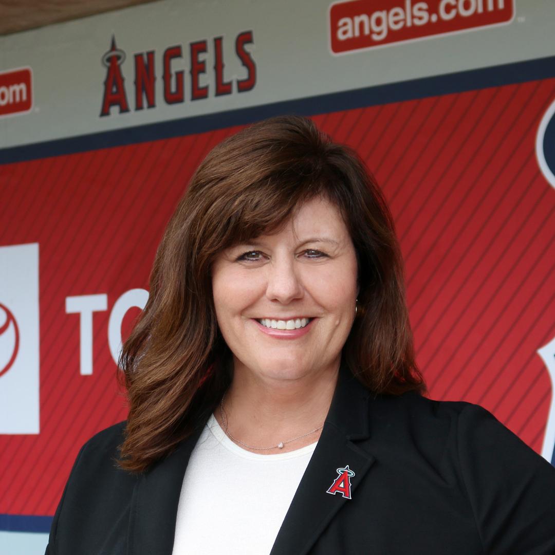 Deborah Johnston Los Angeles Angels