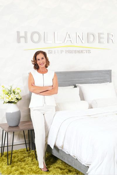 May Huneidi Hollander Sleep Products