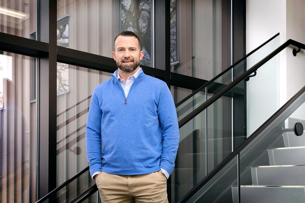 Kip Emenhiser Instills Positivity at Lippert Components