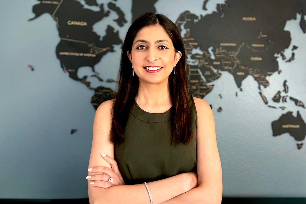 Rashmi Wadhwa Gupta Scales the PRO Unlimited Culture