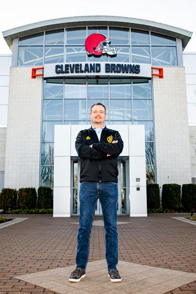 Brandon Covert Cleveland Browns
