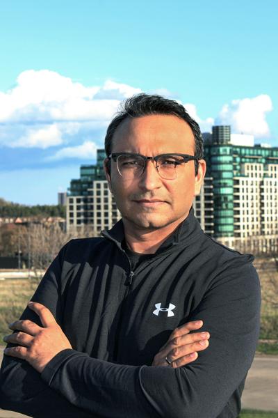 Aditya Maheshwari Under Armour