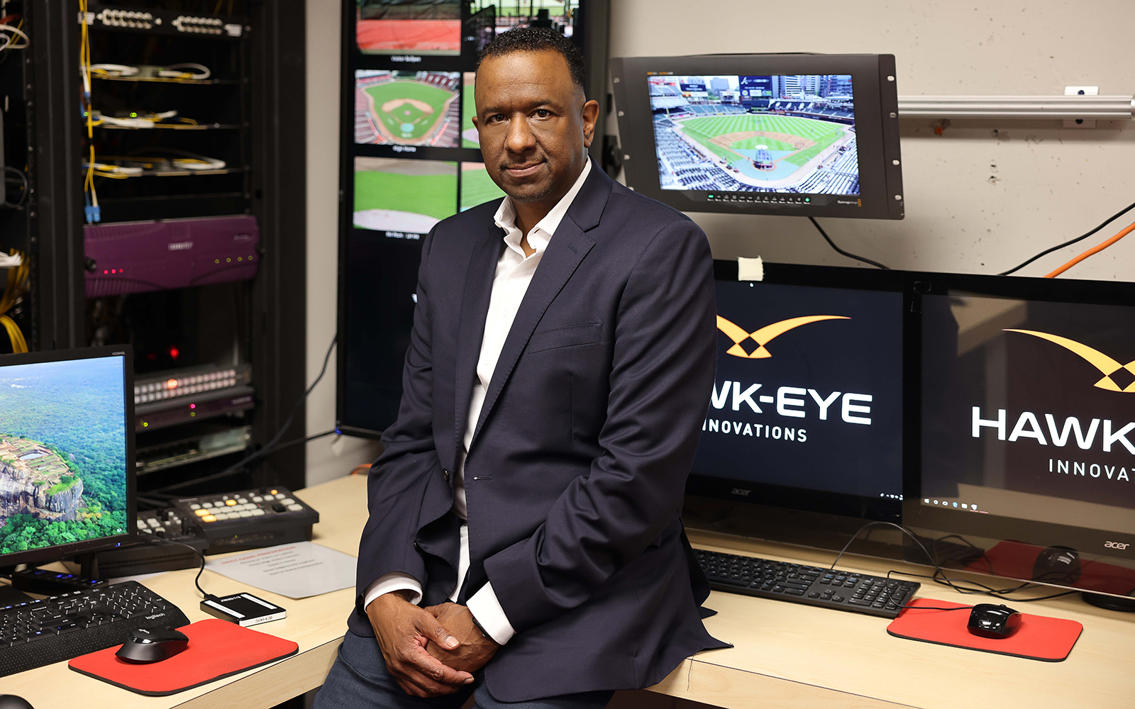 Brian Keys Helps Write the Cincinnati Reds' Playbook