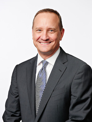 Dan Durn, senior vice president and CFO of Freescale Semiconductor.