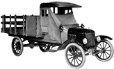 Model TT Truck: In 1917