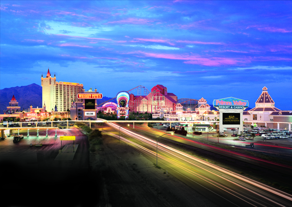 Affinity Gaming's Primm, NV, casino and resort properties offer an array of experiences for any visitor. Whiskey Pete's offers a casual experience, Buffalo Bill's caters to families, and Primm Valley delivers a taste of luxury.