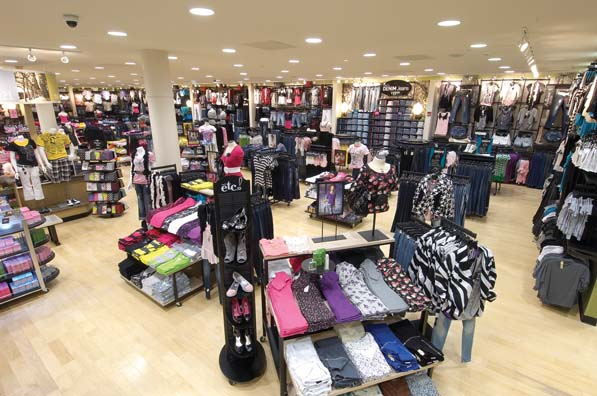 "Originally founded as Pennsylvania Fashions in 1976, rue21 changed its name in 2003. Though unusual at first glance, the name rue21 plays to the retailer's chic trendiness: rue is French for street, while 21, according to the company's website, ""represents the age that everyone wants to be."""